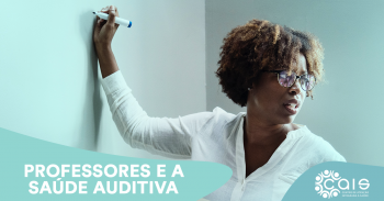 A Saúde Auditiva do Professor